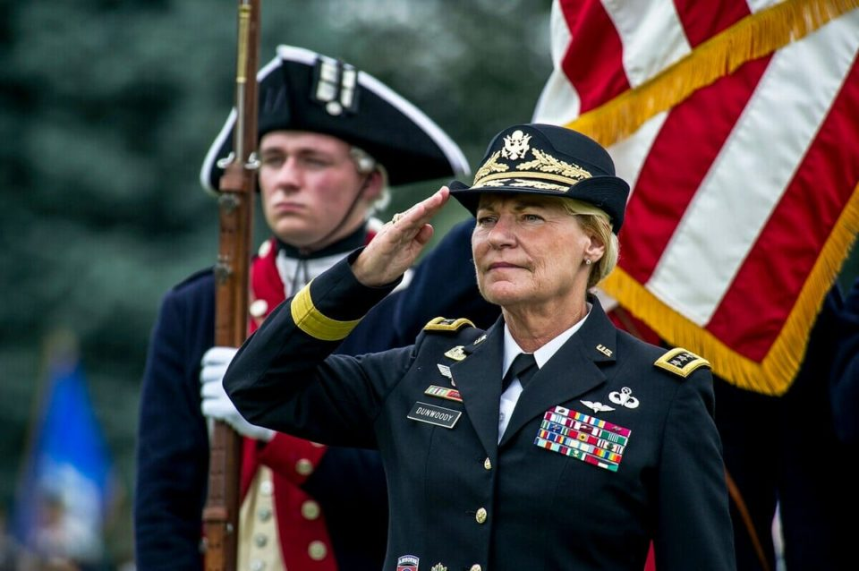 West Point honors first ever female 4-star general – let's pay tribute to her