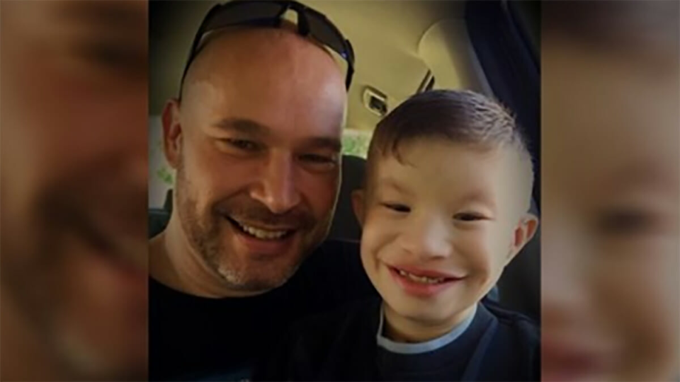 Single dad of boy with special needs dies of flu complications