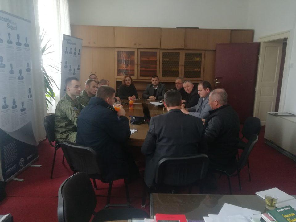 Gjendje emergjente në Dragash, aktivizohet Këshilli Komunalë për Siguri në Bashkësi