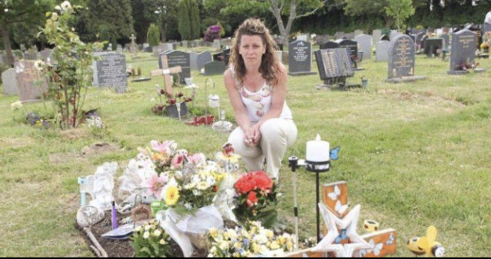 4-Year-Old's Headstone Removed Because A Single Person Complained
