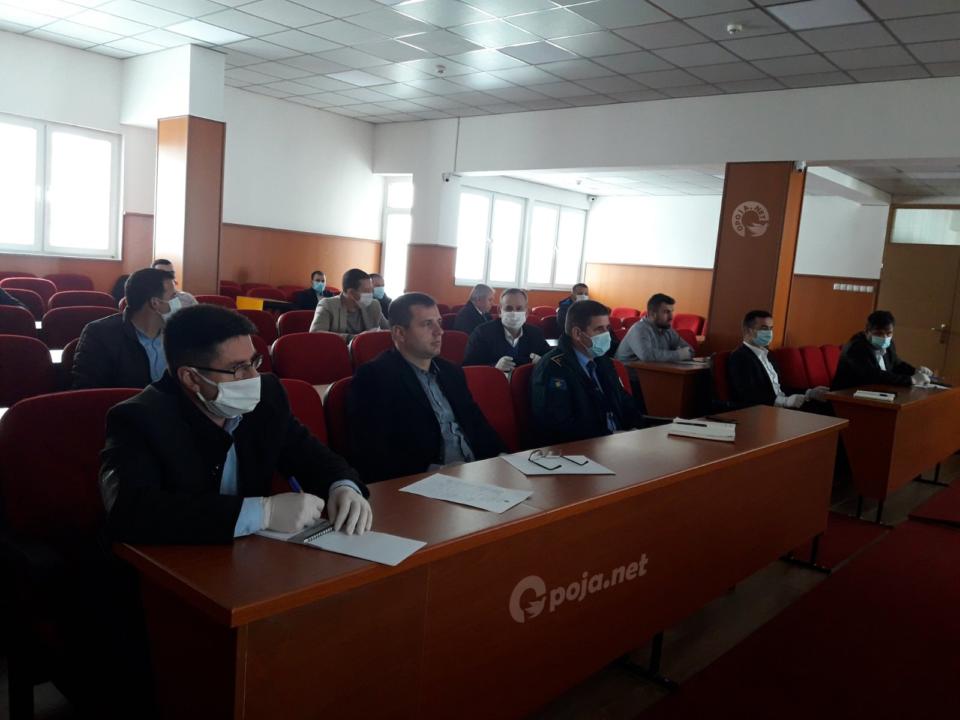 Mbahet mbledhja e pestë e Shtabit Emergjent në komunën e Dragashit
