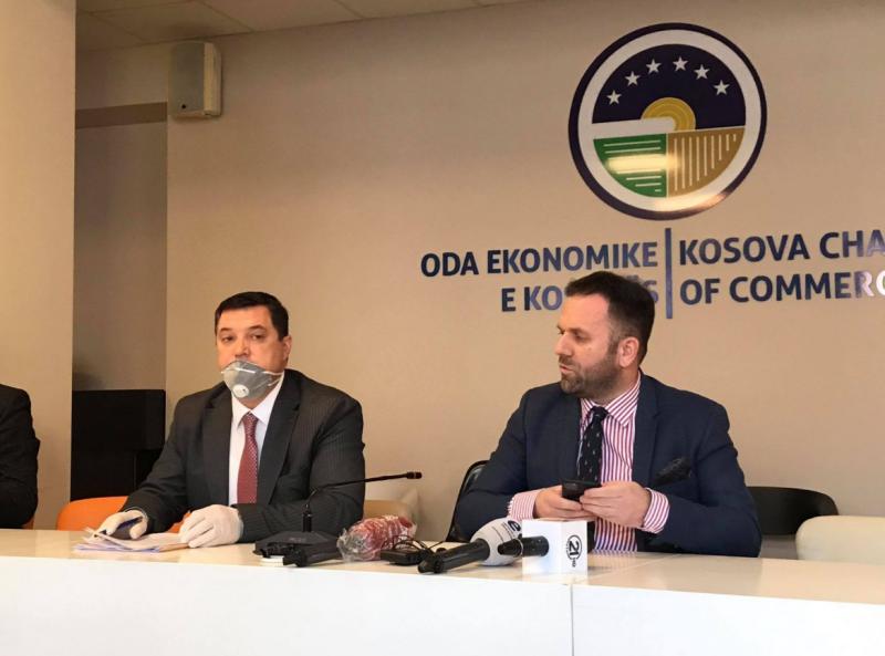 Rukiqi: Ekonomia e Kosovës po dëmtohet nga 10 milionë euro në ditë për shkak të COVID 19