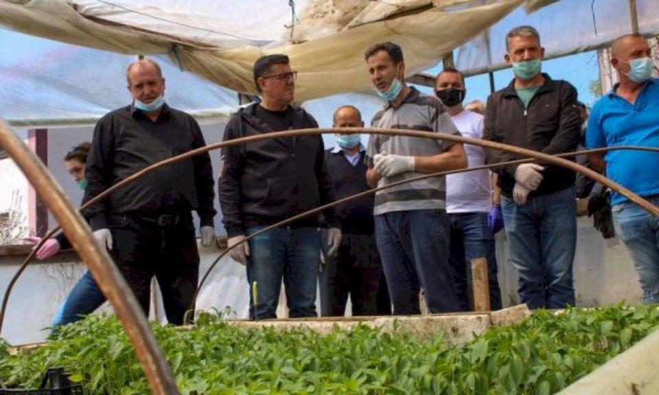Haziri konfirmon mbështetjen ndaj fermerëve të prekur nga pandemia