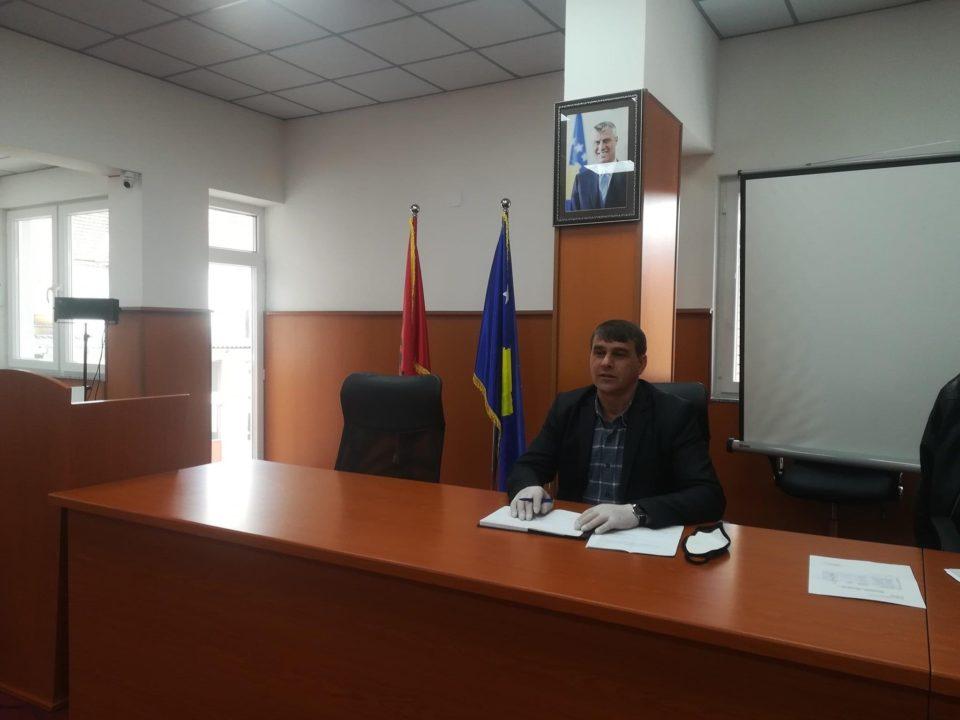 Shtabi Emergjent i Komunës së Dragashit mban mbledhjen e shtatë