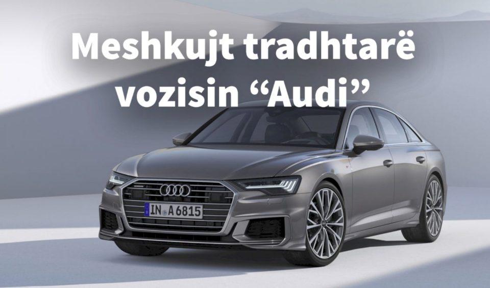 """Studimi i ri thotë se meshkujt tradhtarë vozisin """"Audi"""""""