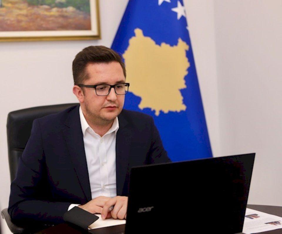 Mustafa dhe Dimkovski diskutuan për bashkëpunimin në sektorin e prodhimit të peshkut