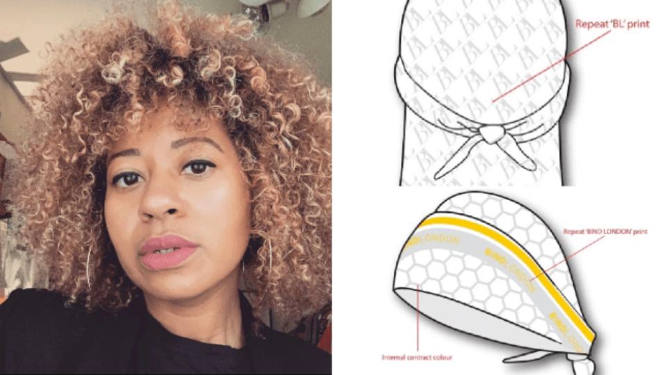Gruaja dizajnon shamitë e fitnesit për të inkurajuar gratë me ngjyrë