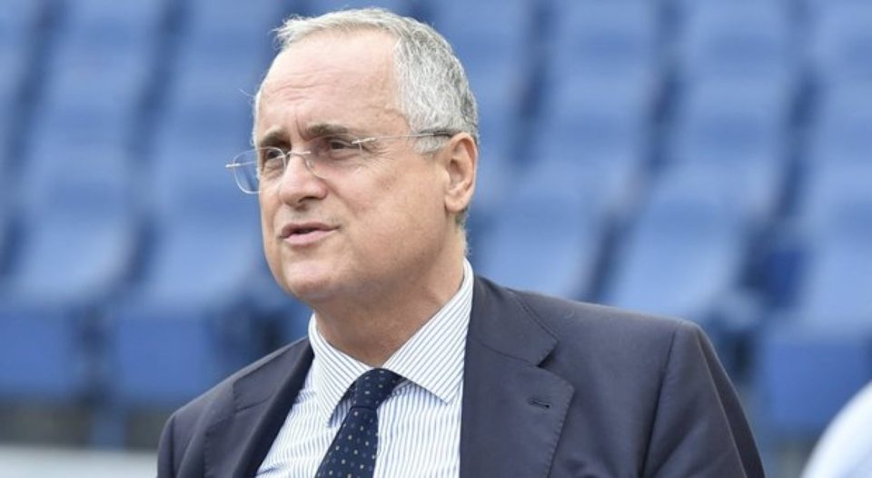 Presidenti i Lazios premton para për lojtarët, në rast se shpallen kampionë