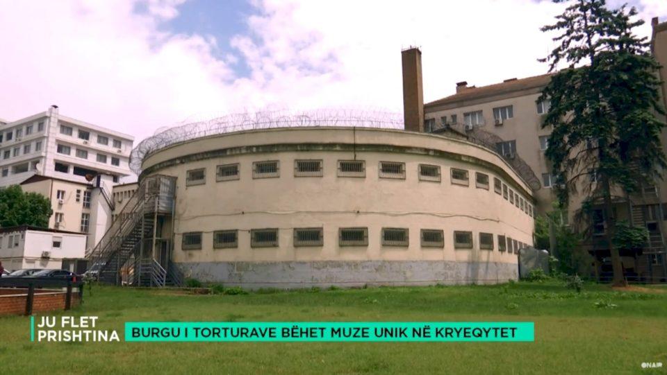 Burgu i torturave bëhet muze unik në kryeqytet (VIDEO)