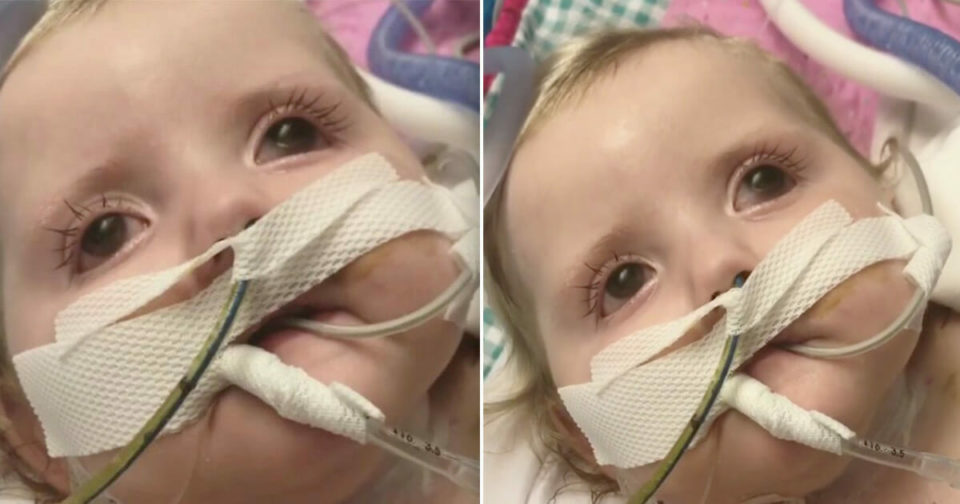 """Heartbroken mom reveals how daughter's """"Shaken baby syndrome"""" rattled their lives"""