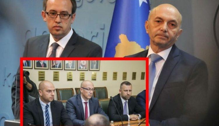 Fillojne lojerat me qeverine nga Lista Serbe