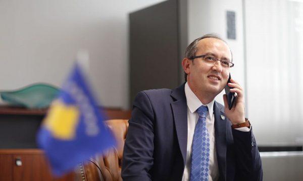 Kryeministri Hoti: Sot mora mbështetje të fuqishme nga Gjermania dhe Franca