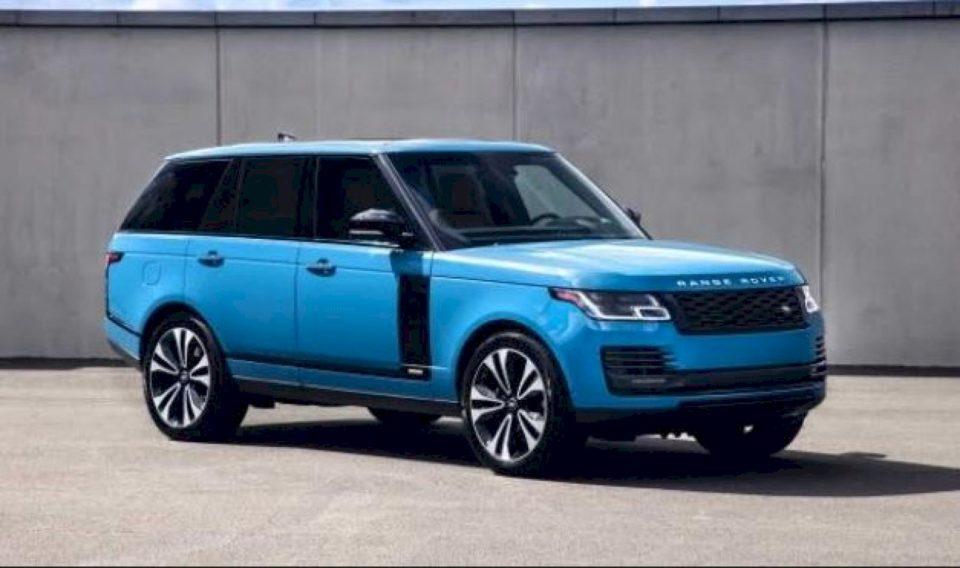 Range Rover i bën 50 vjet