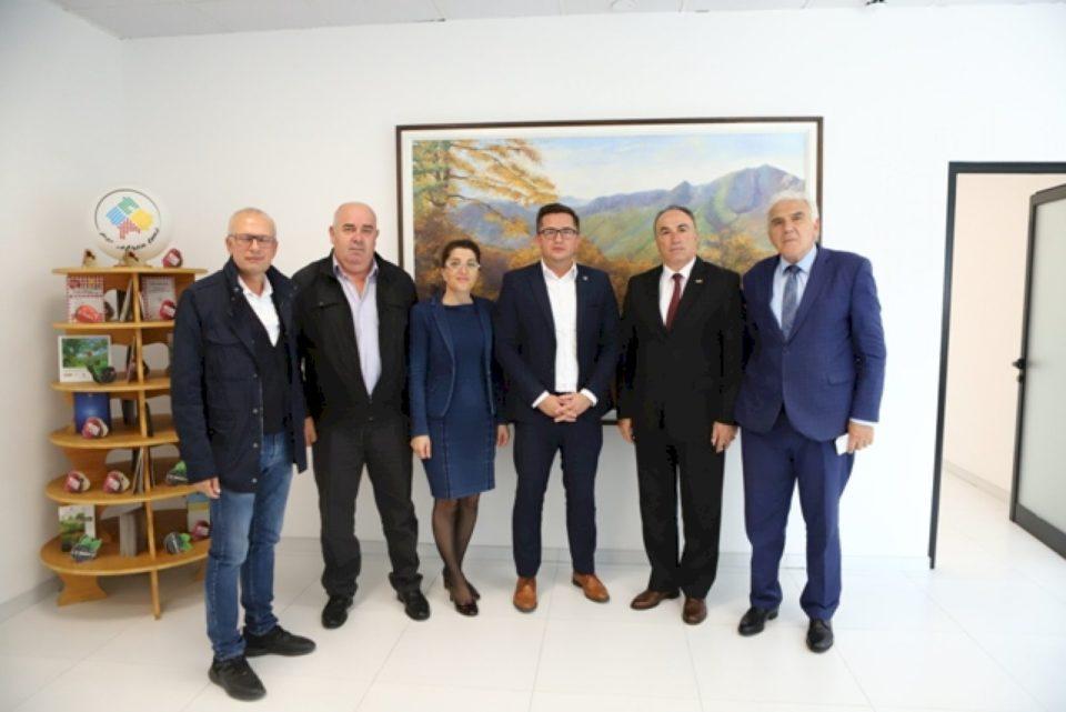 Mustafa: Do të vazhdojmë përkrahjen për prodhuesit vendor