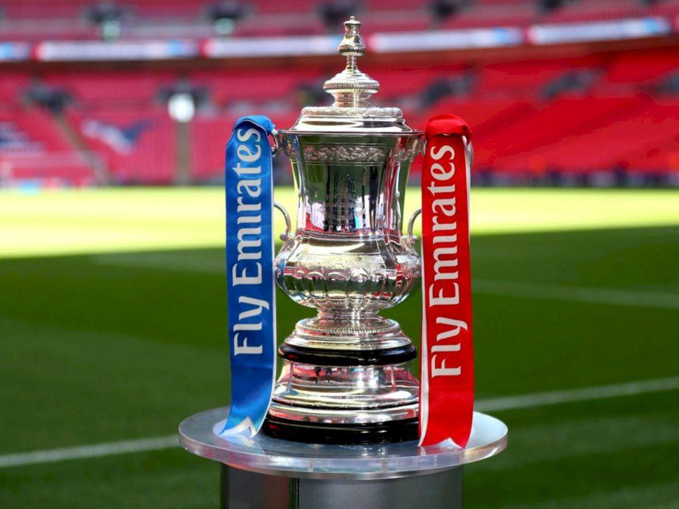 Manchester City-Arsenal dhe Manchester United-Chelsea përballjet e gjysmëfinaleve e FA CUP