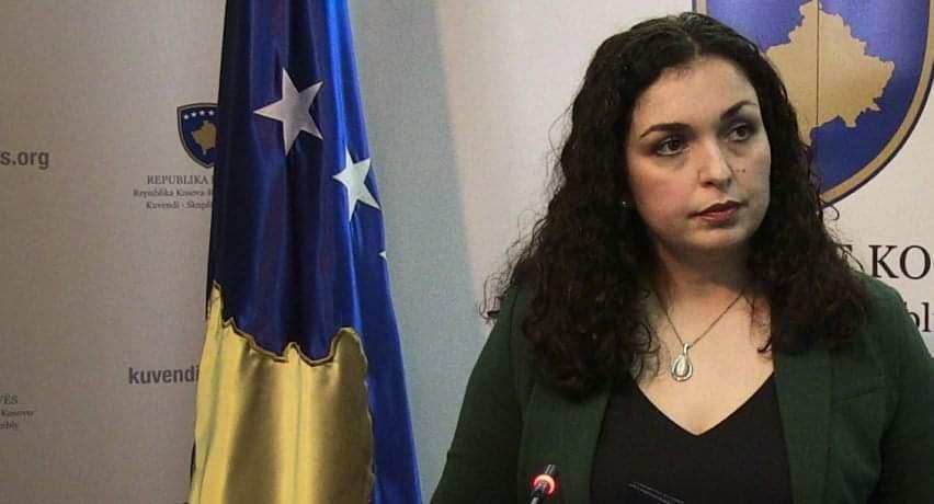 Vjosa Osmani kthehet më kah LDK-ja: Kërkon Qeveri pa Albin Kurtin për 9 muaj kohë