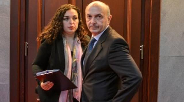 Isa Mustafa paralajmëron largimin e Vjosa Osmanit nga partia