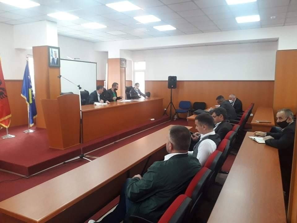 Mblidhet Shtabi Emergjent, diskutohet situata aktuale pas paraqitjes së rastit të ri me COVID-19 në komunën e Dragashit