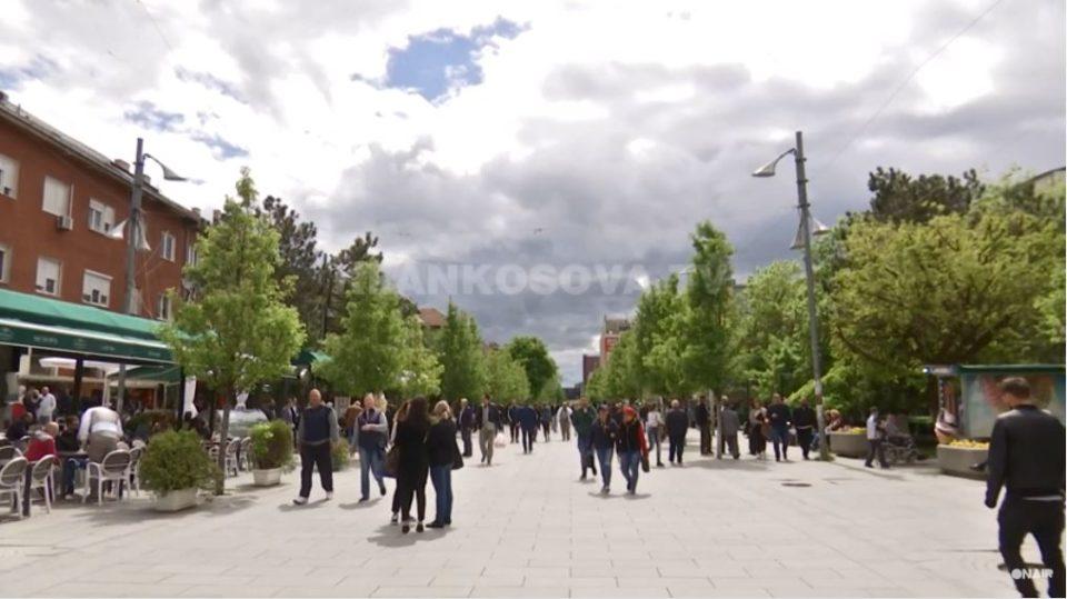 Në pesë qyetete të Kosovës ekziston rreziku i shpërthimit të vatrave të reja me Covid-19
