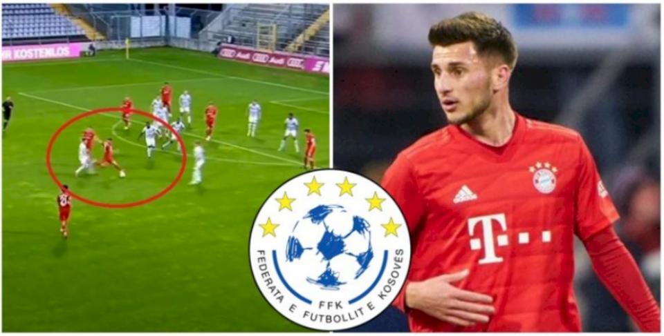 Lojtari nga Kosova shënon gol të bukur për Bayern Munich II