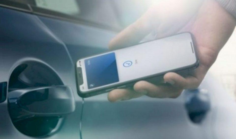 Iphone do të shërbejë si çelës veture