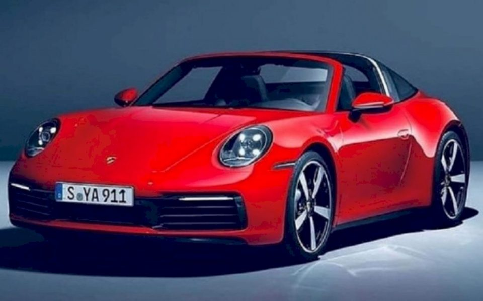 "Porsche e re do iu lë ""gojëhapur"""