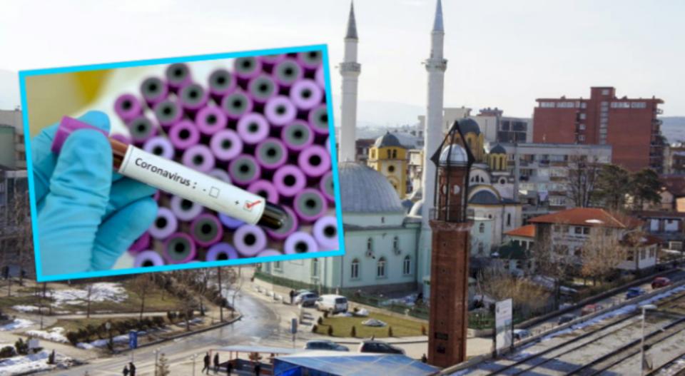 35 raste të reja me koronavirus në Ferizaj, një pacient i shëruar