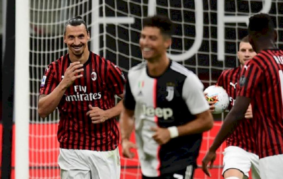 Milan 4:2 Juventus, lojtari dhe më i dobëti i ndeshjes