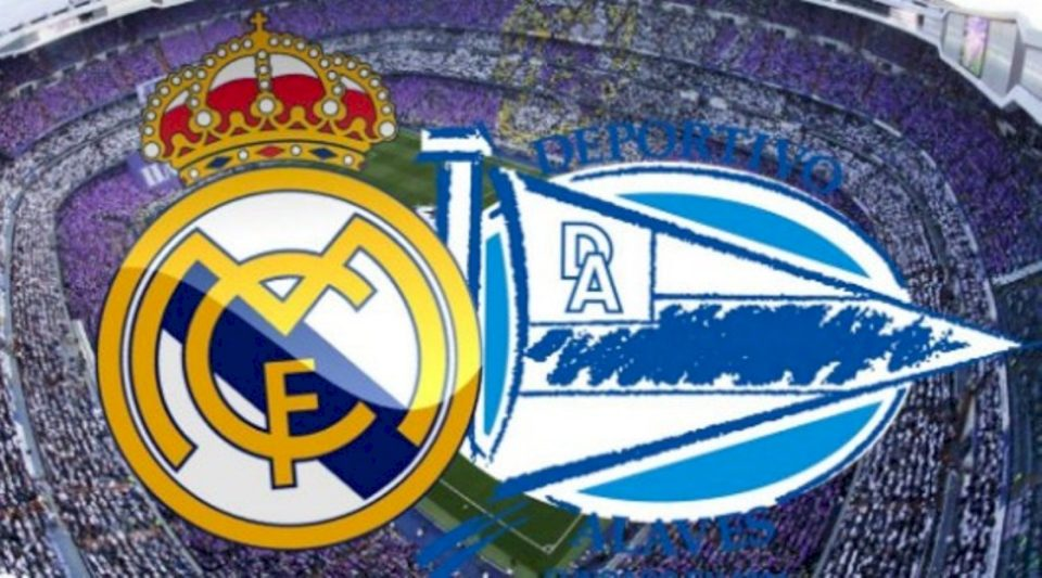 Real Madrid – Deportivo Alaves, publikohen formacionet zyrtare