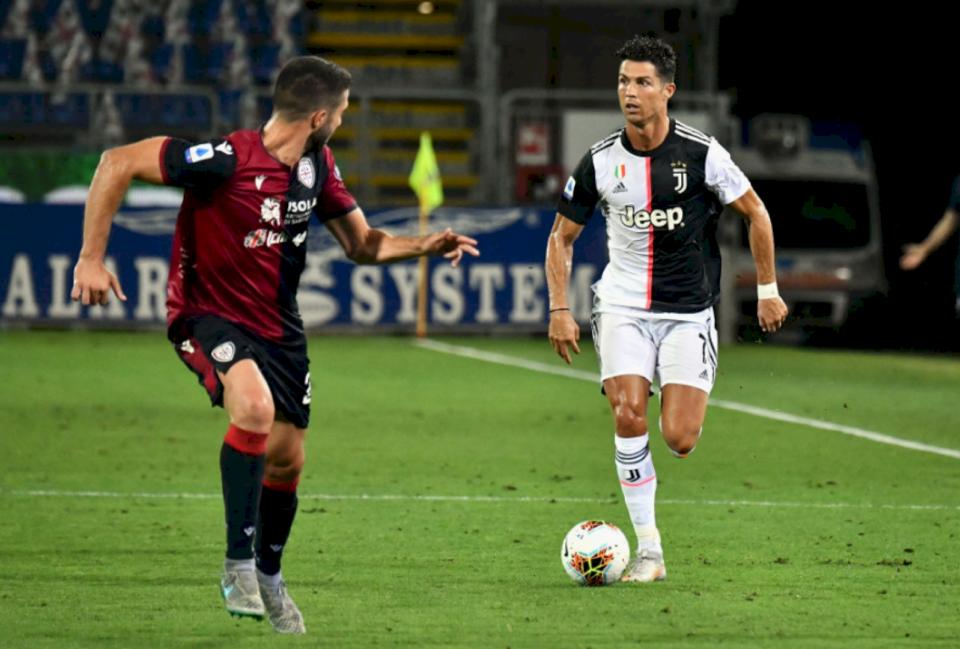 Cagliari – Juventus, ndeshja përfundon me rezultat të papritur