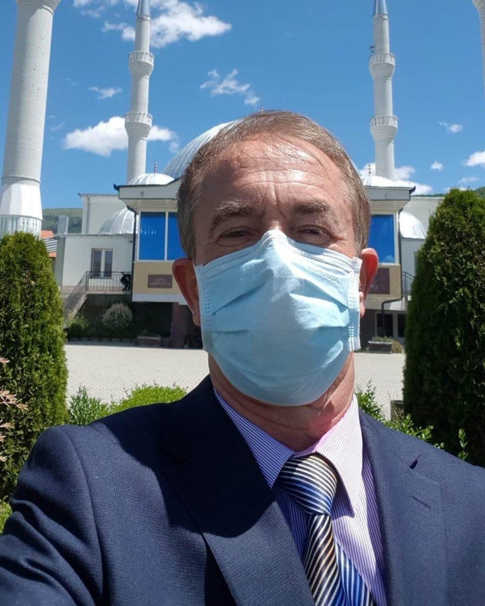Dr. Bexhet Xheladini ka një apel për qytetarët e komunës së Dragashit!