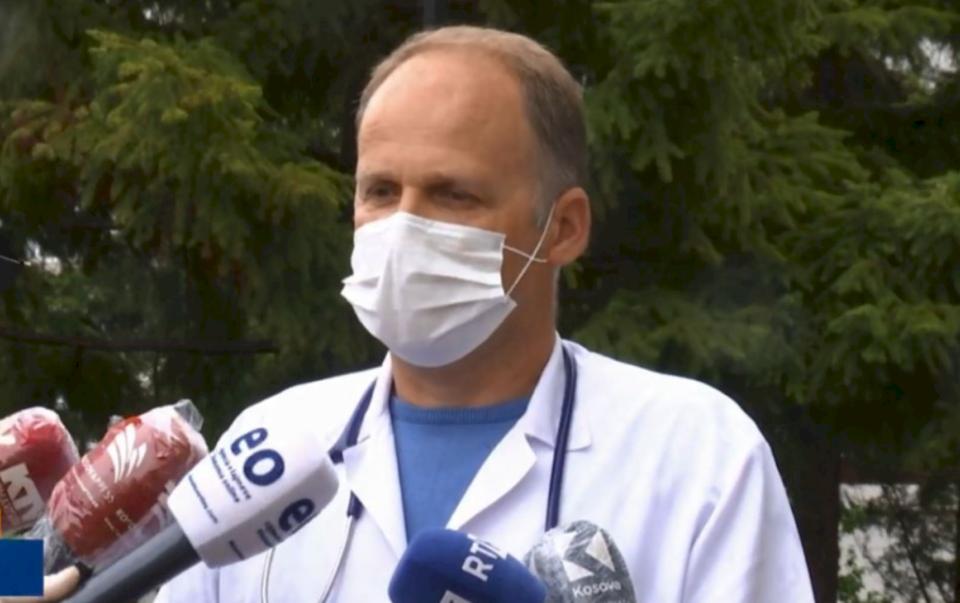 Krasniqi paralajmëron: Kosova mund të bëhet edhe me një tjetër spital COVID