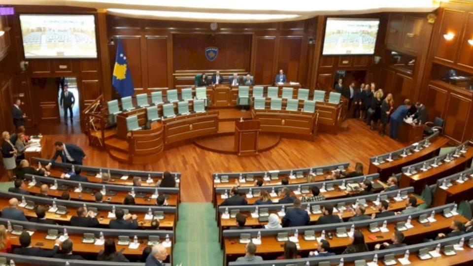 Degradim i gjuhës parlamentare, deri në përplasje fizike