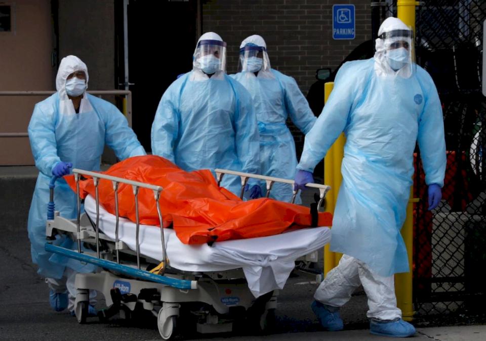 Bilanci i të infektuarve dhe të vdekurve nga koronavirusi në gjithë botën