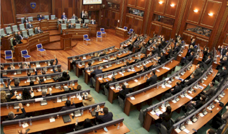 Vetëvendosje inicion mocion mosbesimi për rrëzimin e Qeverisë Hoti