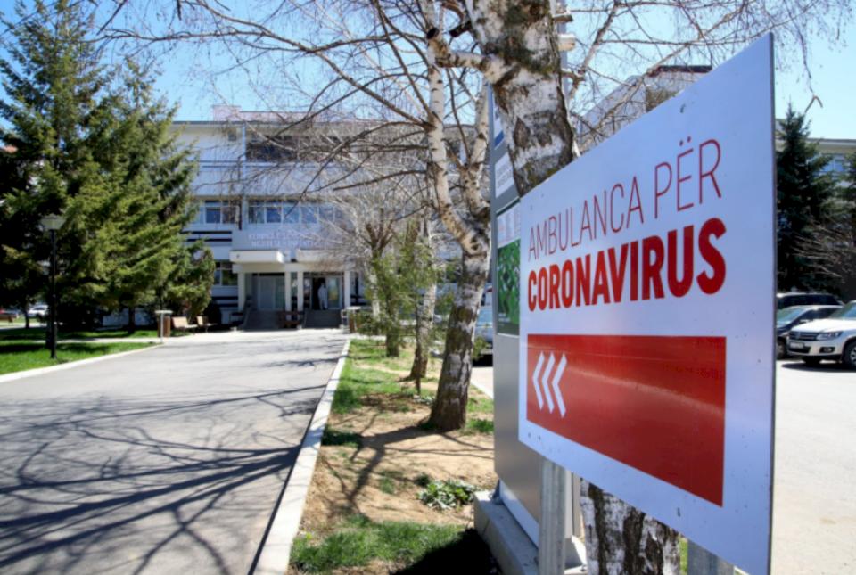 45 persona në gjendje kritike nga koronavirusi në Kosovë