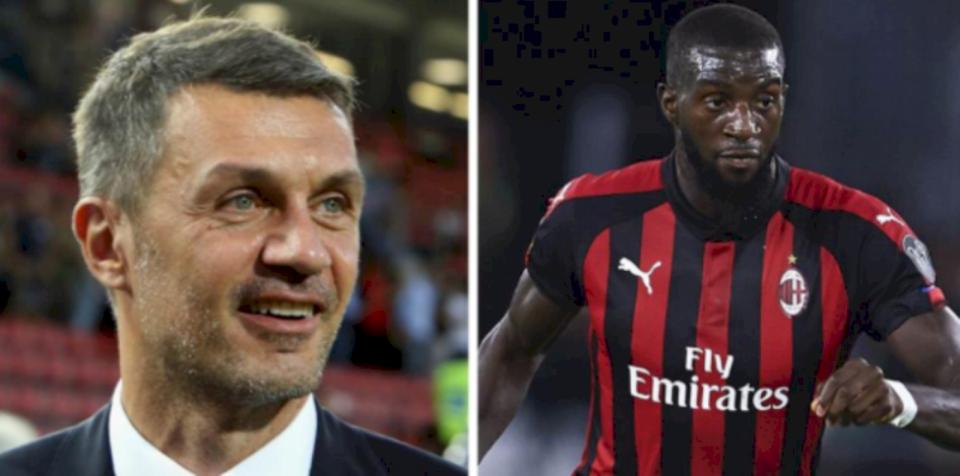 Maldini në aksion, po e transferon Bakayokon te Milani