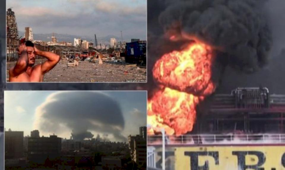 Historia e çuditshme e kimikateve që e shkaktuan shpërthimin në Bejrut