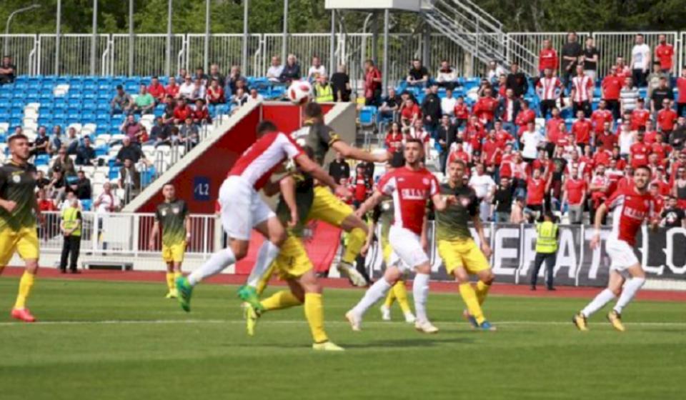 Pesë futbollistë të Gjilanit rezultojnë pozitivë me COVID-19