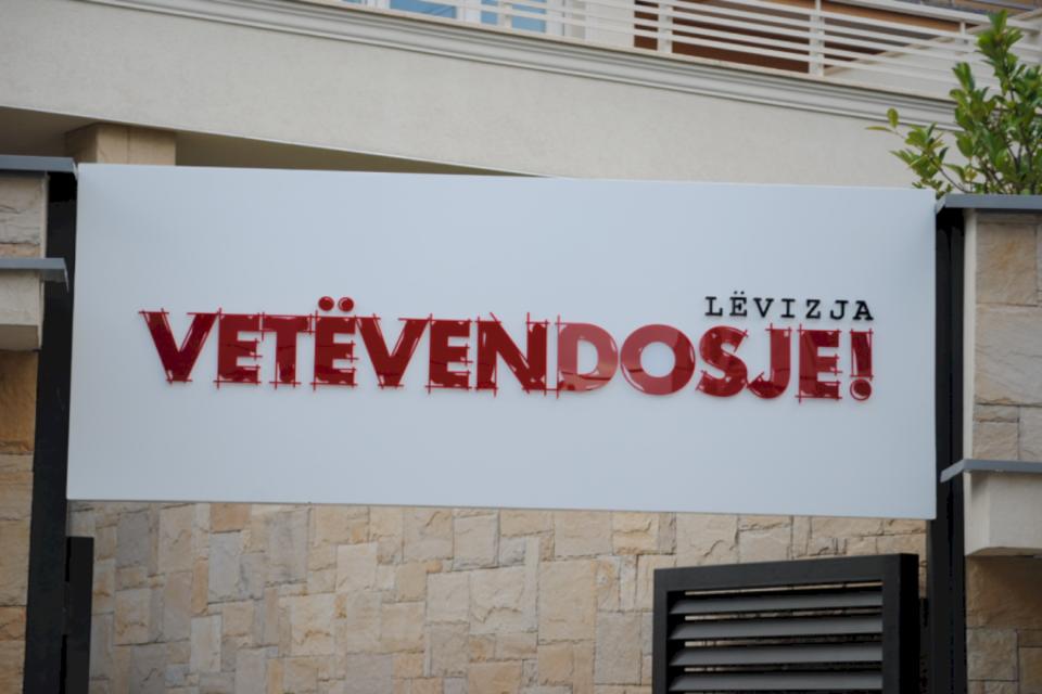 Vetëvendosje themelon pikën në vendlindjen e Ymer Prizrenit, merr pjesë edhe një deputet