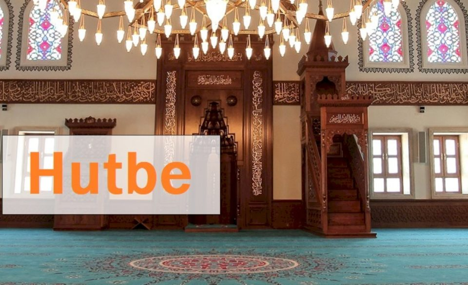 Hutbeja – Fillimi i vitit të ri shkollor