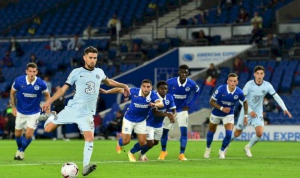 Chelsea e mposht Brightonin për tri pikët e para në Premierligë