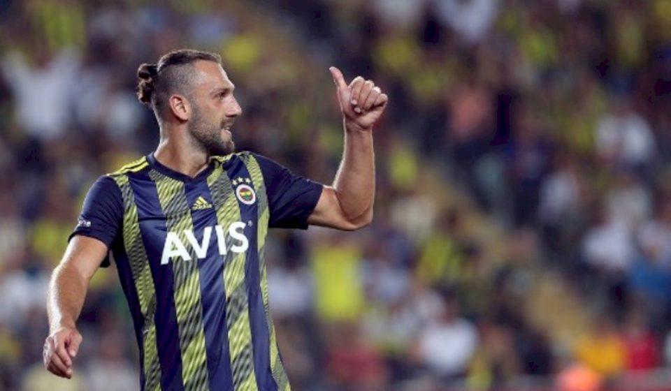 Fenerbahçe me një falënderim shumë të veҫantë për Vedat Muriqin