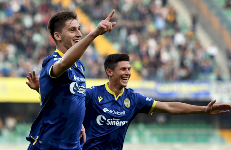 Marash Kumbulla sot zyrtarizohet të gjiganti nga Serie A