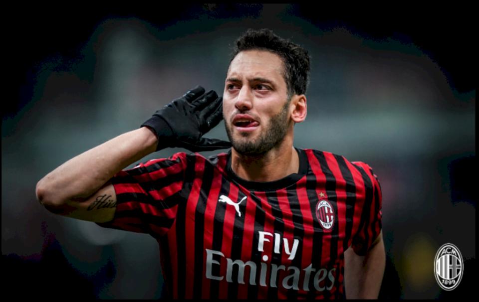 Paraqitjet e mira sezonin e fundit, Milan me super shpërblim për Calhanoglun