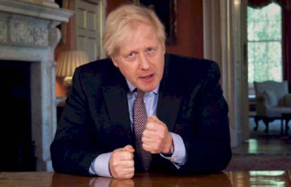 Johnson paralajmëron valën e dytë të koronavirusit në Britani