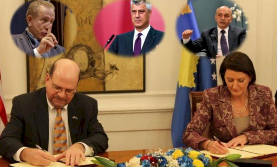 Dell rrëfen se si u bë Jahjaga Presidente dhe si reaguan Thaçi, Mustafa dhe Pacolli