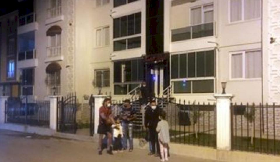 Pamje të frikshme nga tërmeti në Turqi