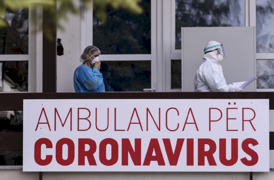 1880 raste aktive me koronavirus, si qëndron Kosova në raport me vendet e rajonit