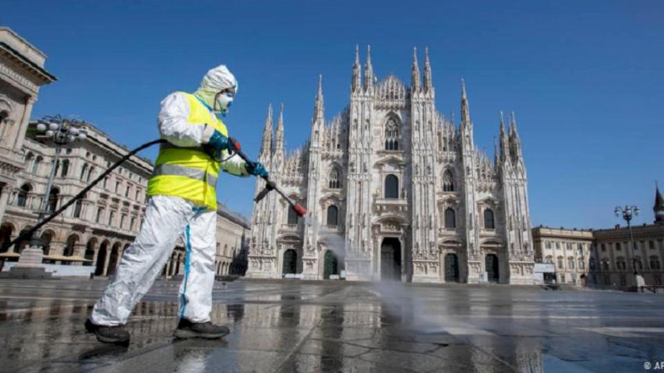 Rritet numri i viktimave dhe rasteve të reja me koronavirus në Itali